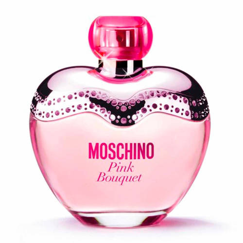 Moschino Pink Bouquet eau de toilette - 100 ml kopen