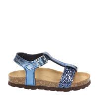 Kipling   Rio sandalen blauw, Blauw