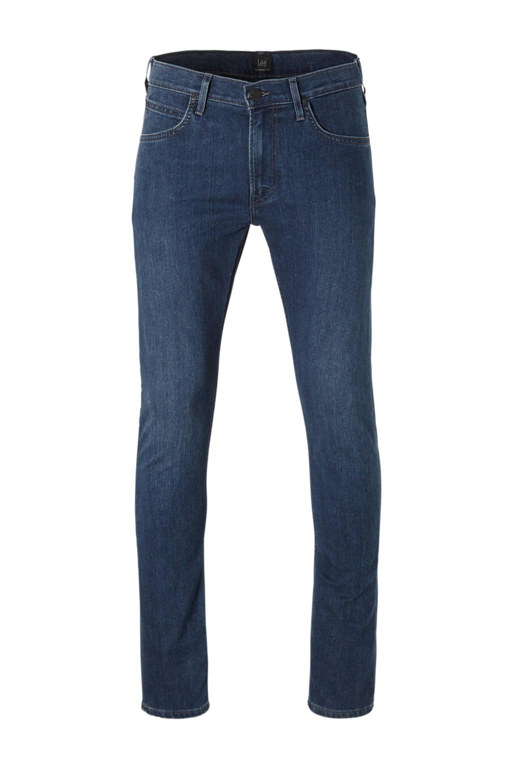 Lee tapered fit jeans Luke, Mid blue