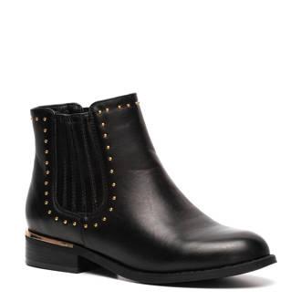 Blue Box chelsea boots zwart
