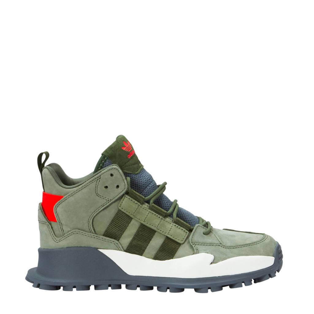 Adidas F Grijsgroen 1 Le Originals 3 Sneakers r4xYw54Zq