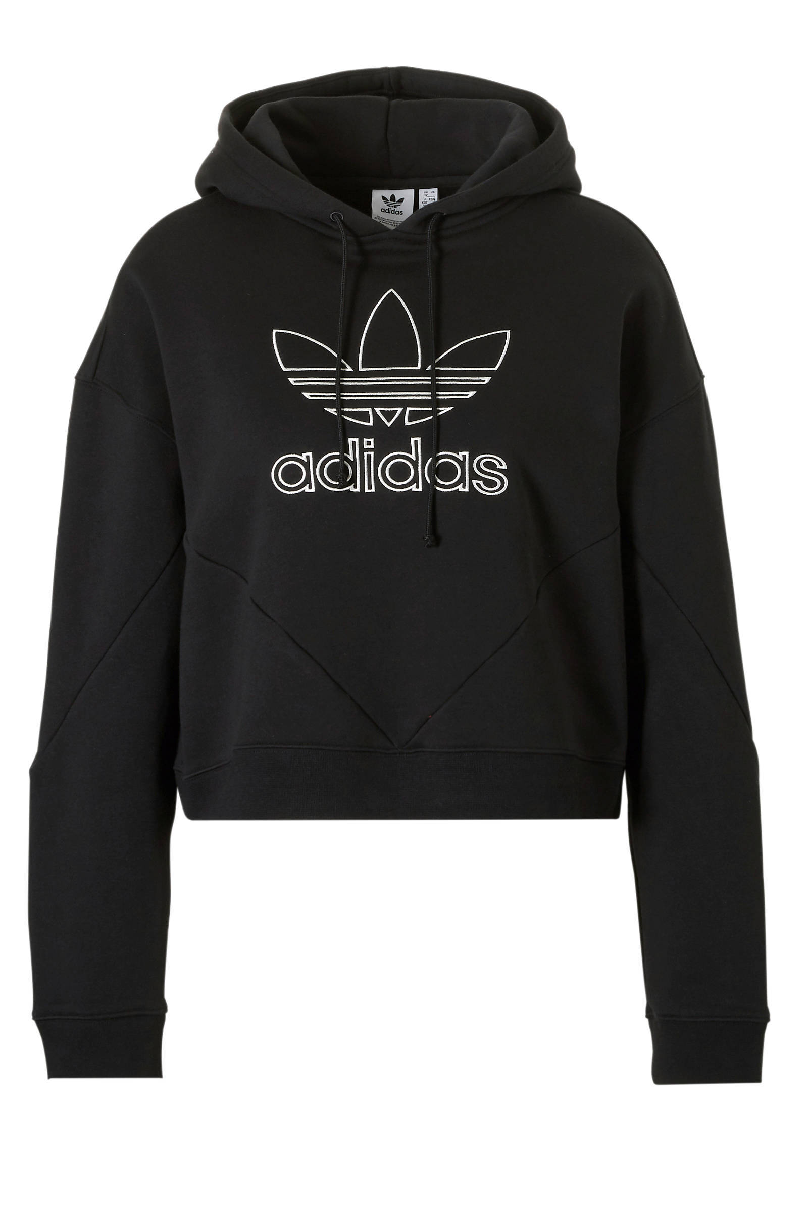 Details about adidas Originals ARCHIVE HOODIE RedCore White