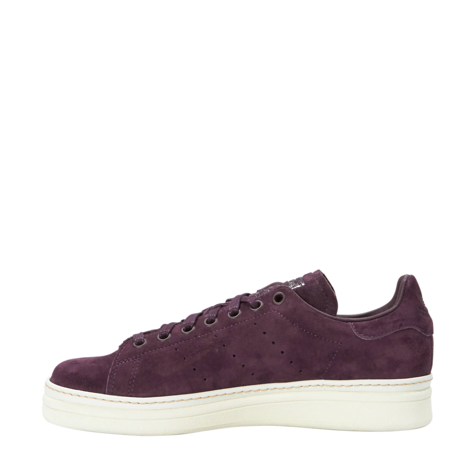 Stan Smith New Bold suède sneakers paars