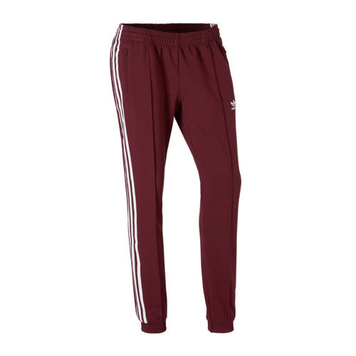sportbroek bordeaux rood