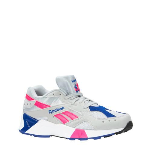 Aztrek sneakers lichtgrijs