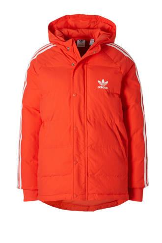 originals winterjas oranje