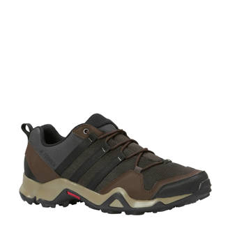 performance  Terrex AX2R GTX outdoor schoenen donkerbruin