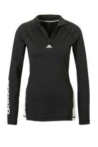 adidas / adidas performance sport T-shirt zwart