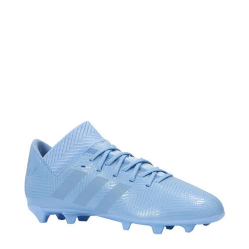 Nemeziz Messi 18.3 FG voetbalschoenen blauw