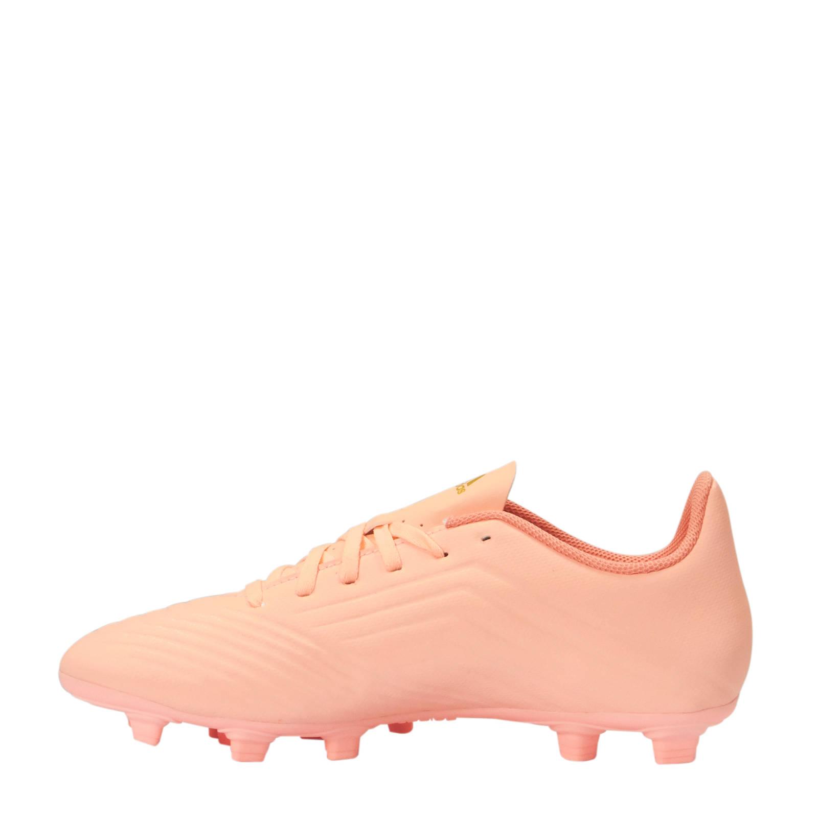 adidas voetbalschoen roze