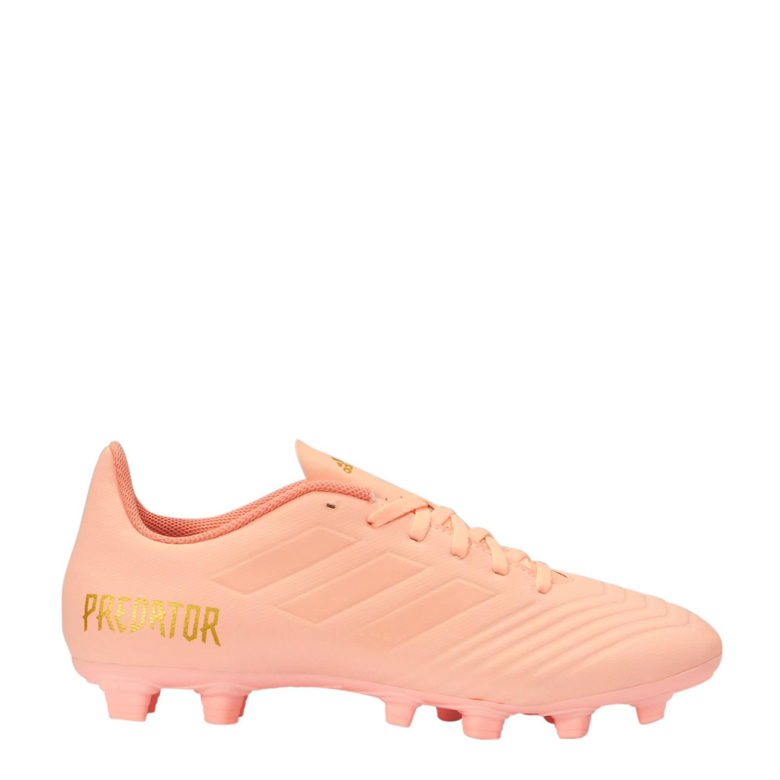 roze adidas voetbalschoenen