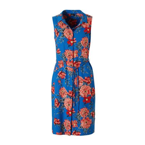 whkmp's own blousejurk met bloemenprint