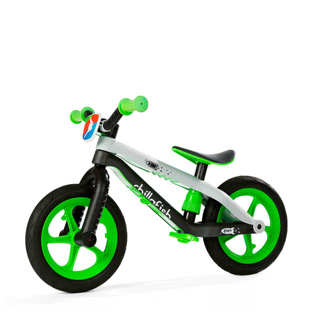 Chillafish BMXie RS loopfiets groen, Groen