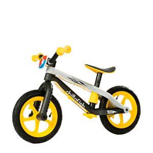 BMXie RS loopfiets geel