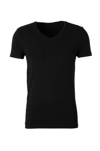 T-shirt bamboe zwart