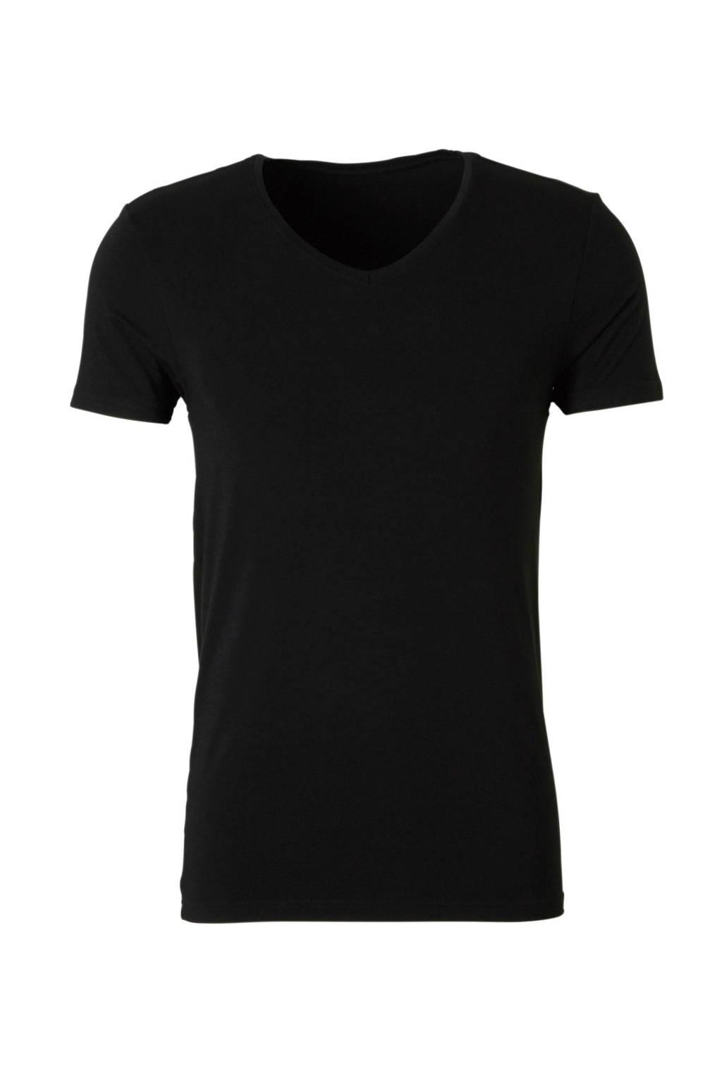 ten Cate T-shirt bamboe zwart, Zwart