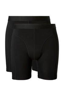 ten Cate boxershort (set van 2) bamboe zwart (heren)