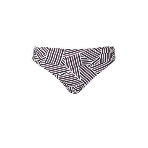 Cyell bikinibroekje met all-over print zwart kopen