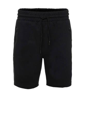Osaga sweatshort zwart