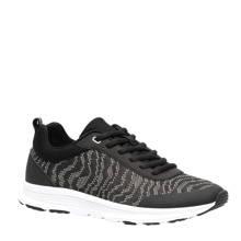 Osaga hardloopschoenen zwart/grijs