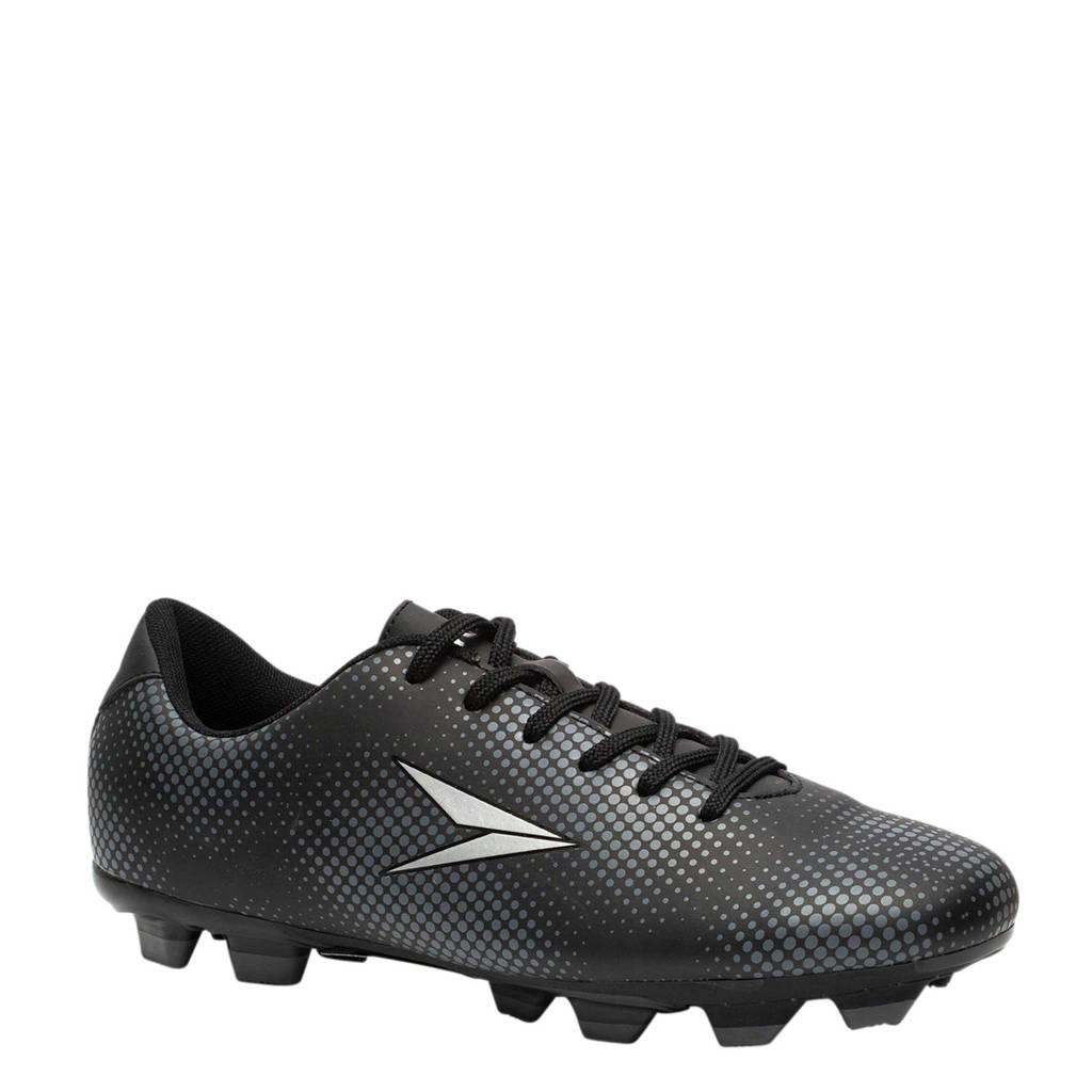 Scapino Dutchy FG voetbalschoenen zwart, Zwart