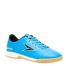 Dutchy zaalvoetbalschoenen lichtblauw