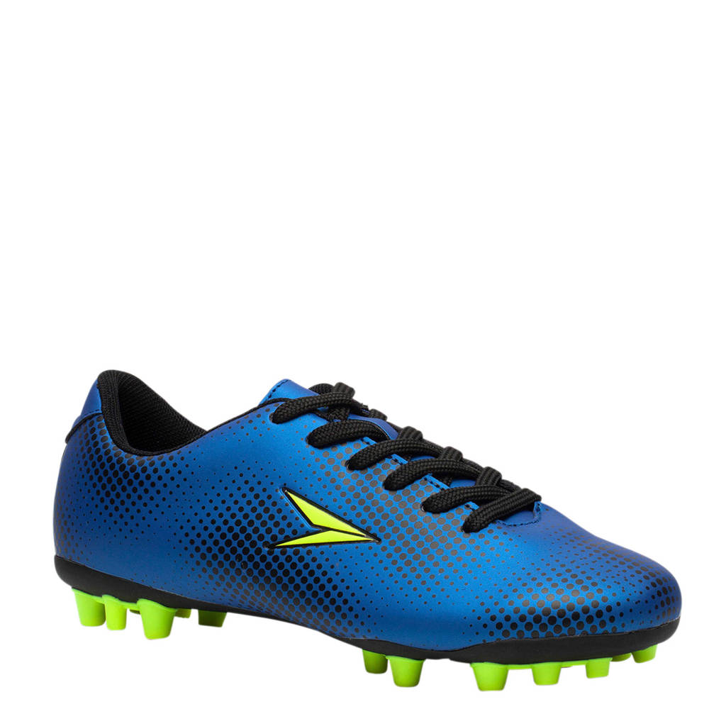 Scapino Dutchy AG voetbalschoenen blauw, Blauw