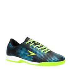 Dutchy zaalvoetbalschoenen zwart/blauw