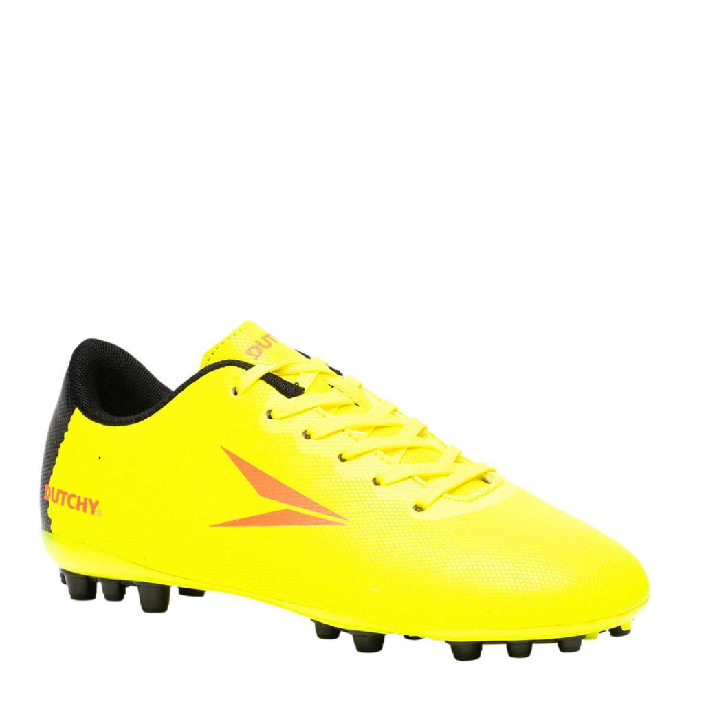Scapino Dutchy AG voetbalschoenen geel, Geel