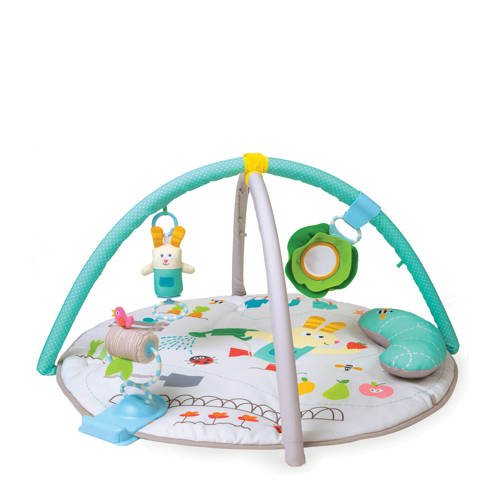 garden tummy time babygym