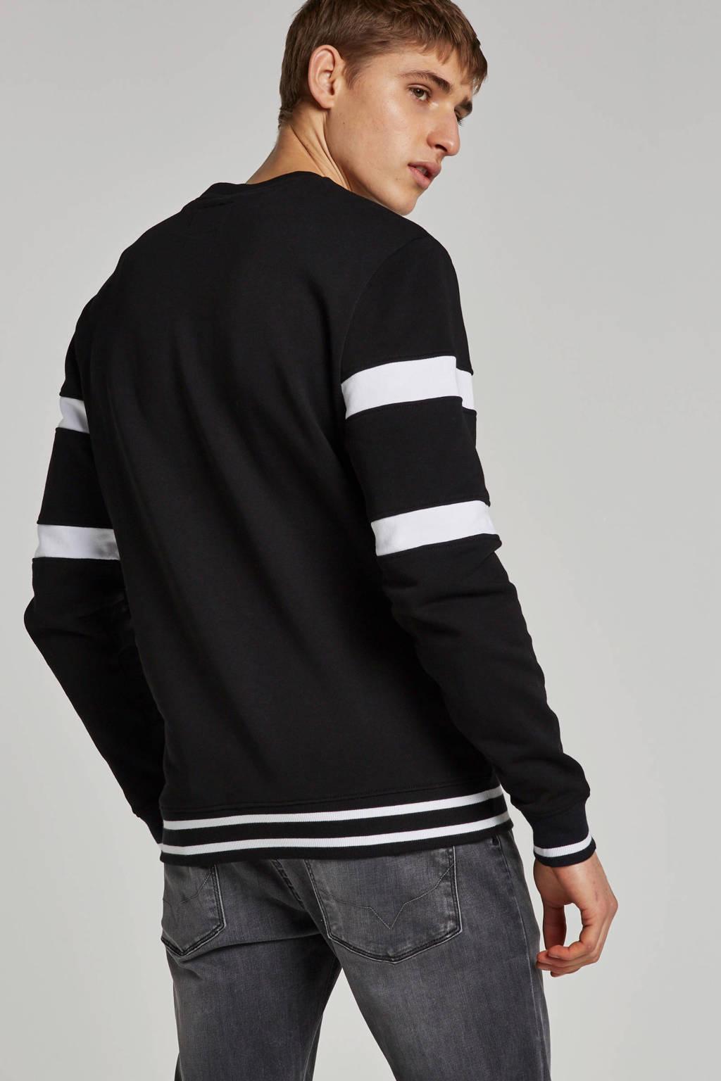 GUESS sweater, Zwart
