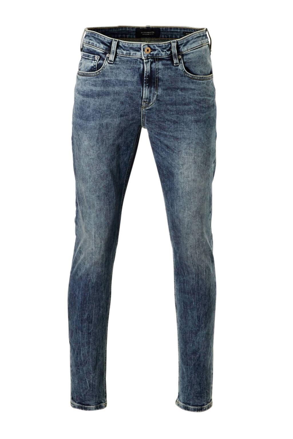 Scotch & Soda skinny jeans Skim, Light denim