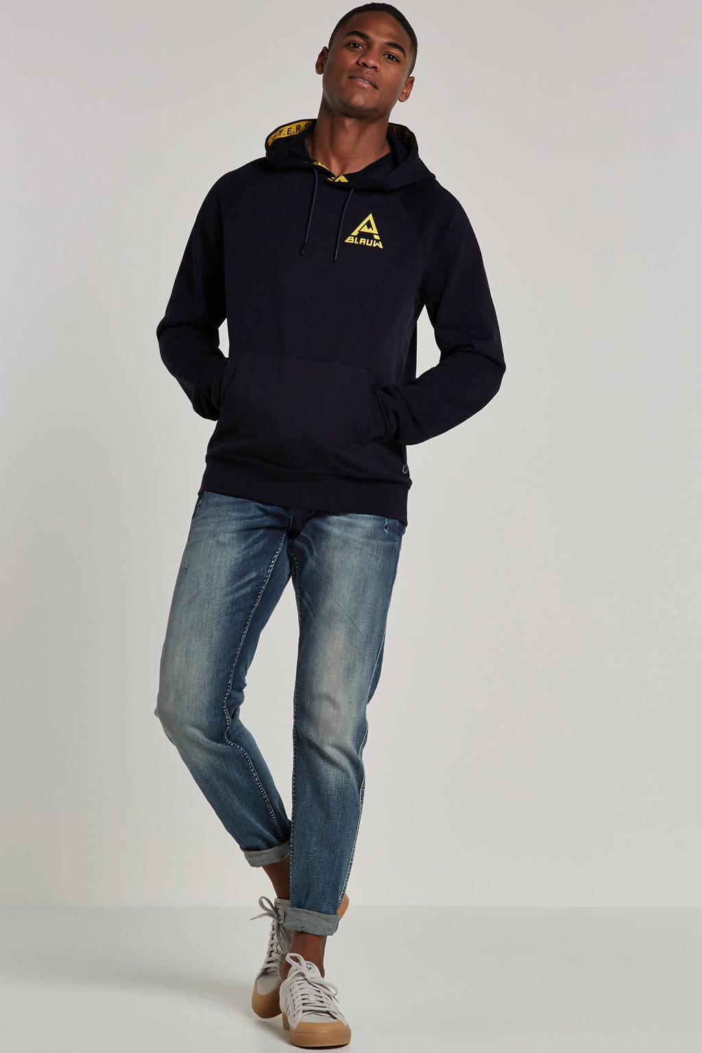 Scotch & Soda hoodie, Donkerblauw