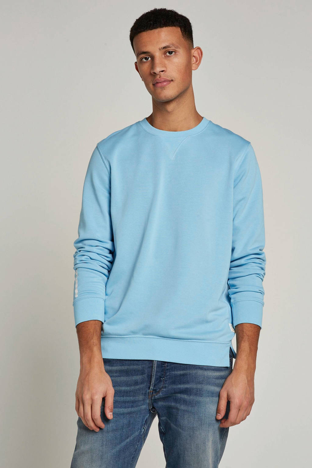 Scotch & Soda sweater, Lichtblauw