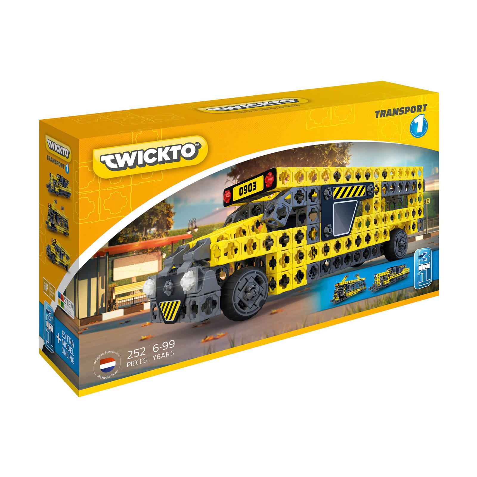 Twickto  Transport #1 252-delig