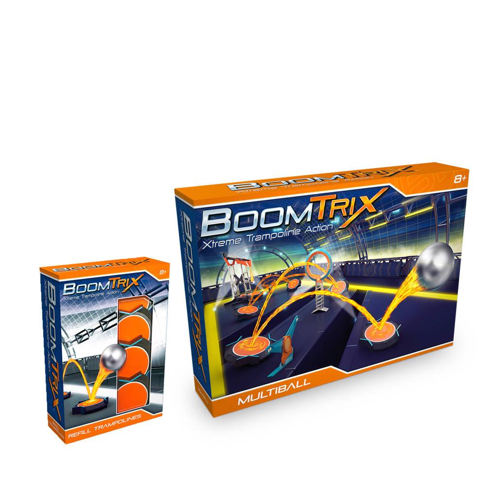 Goliath Boomtrix multiball pack + refill trampoline kinderspel