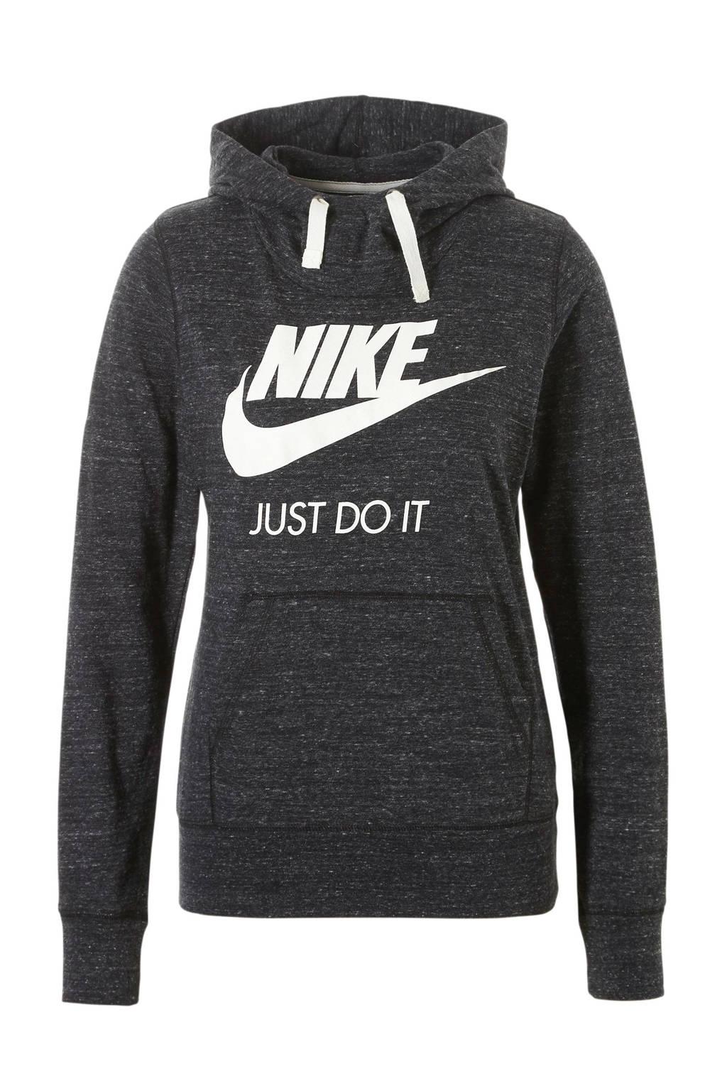 Nike sweater antraciet, Antraciet