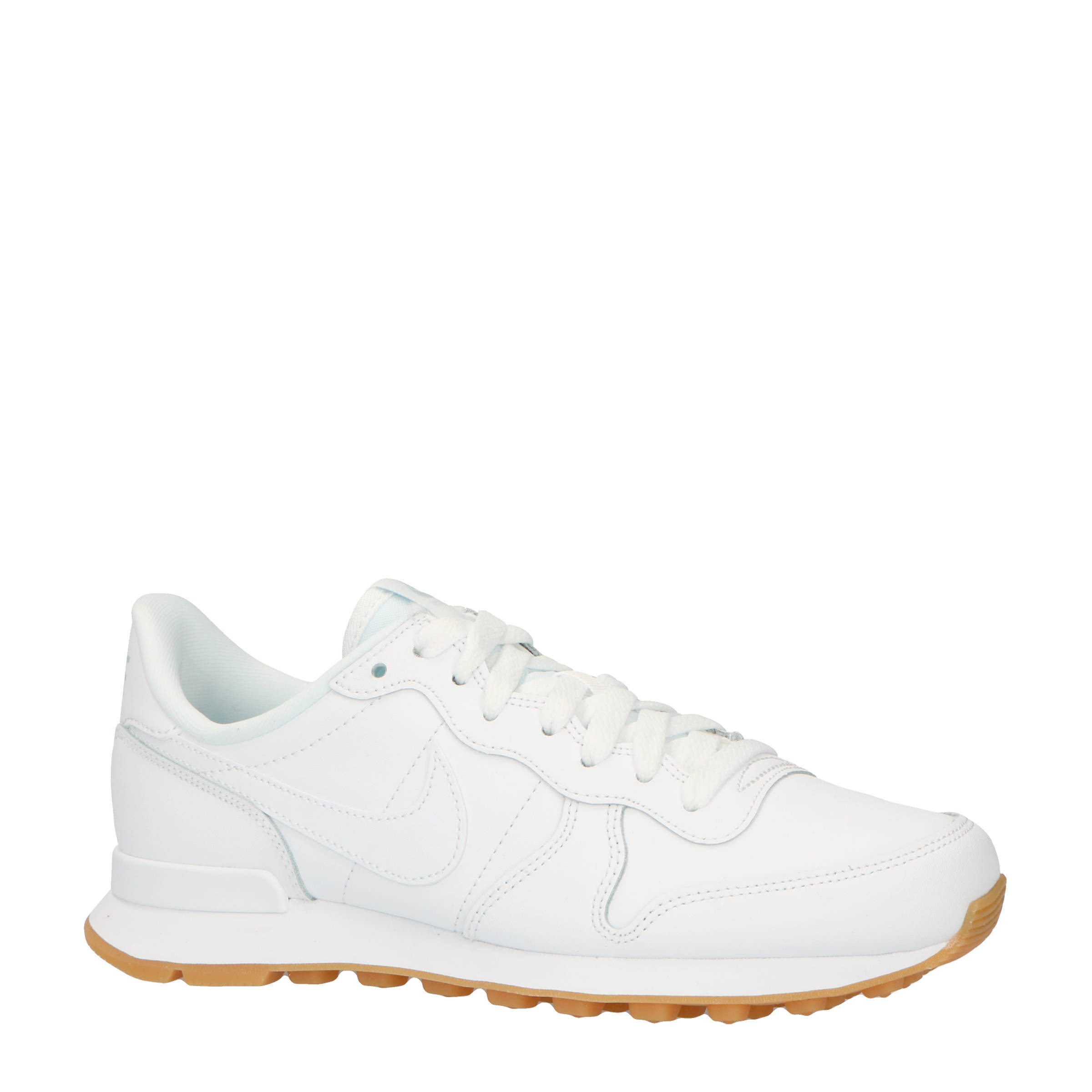 nike internationalist dames leer