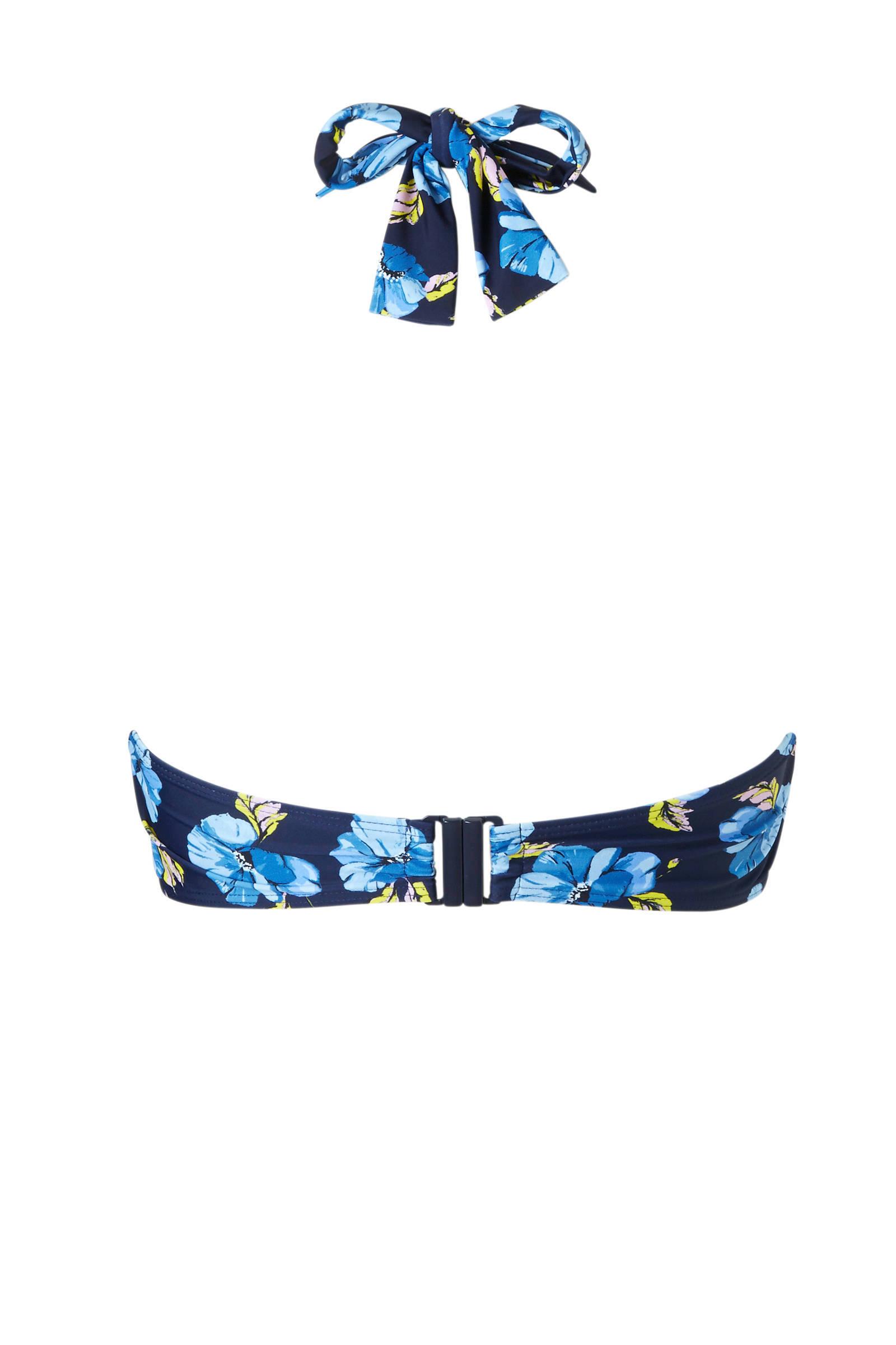 bloemen JUNAROSE JUNAROSE bikinitop halter halter met w7UqpxR6