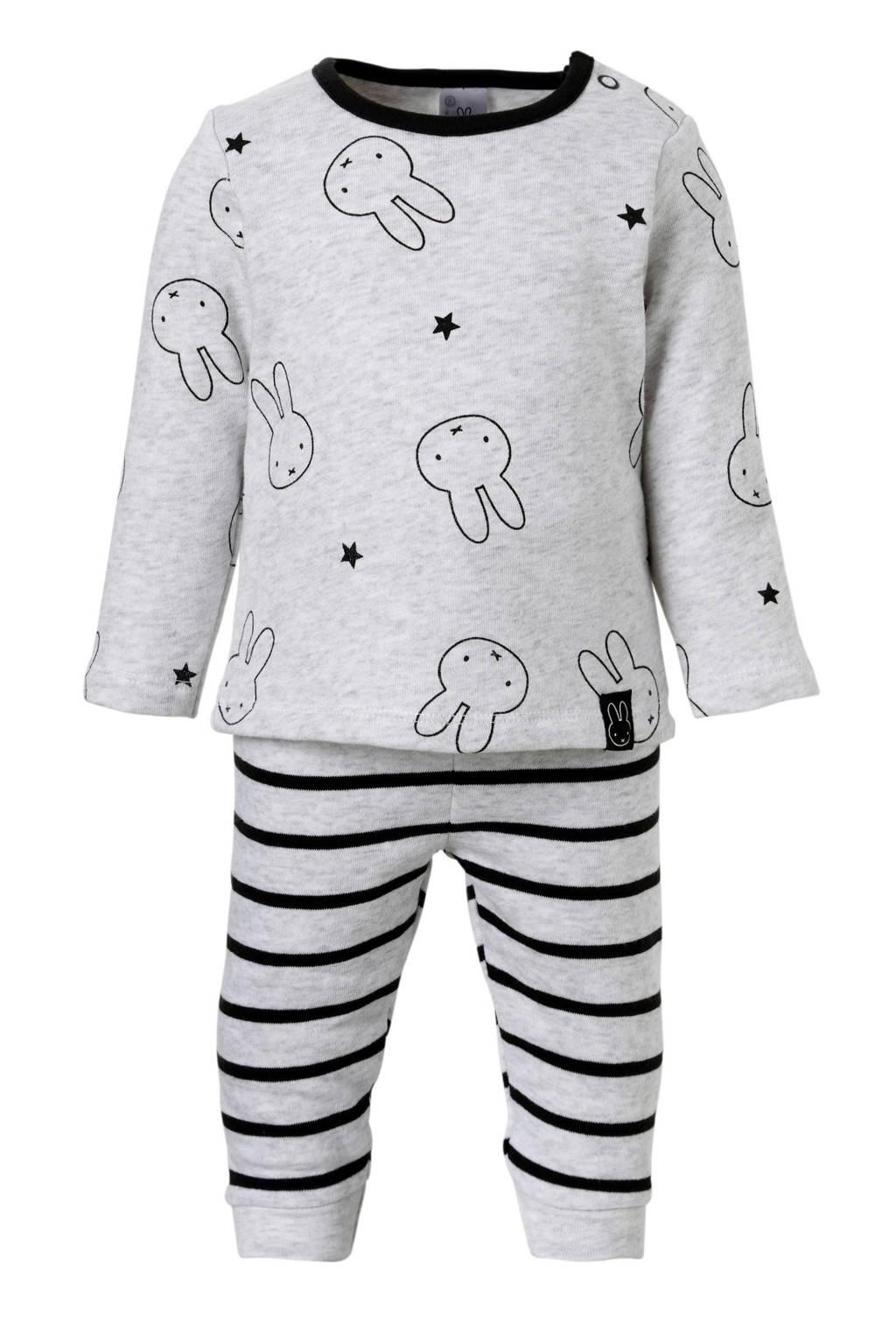 C&A   nijntje pyjama grijs, Grijs