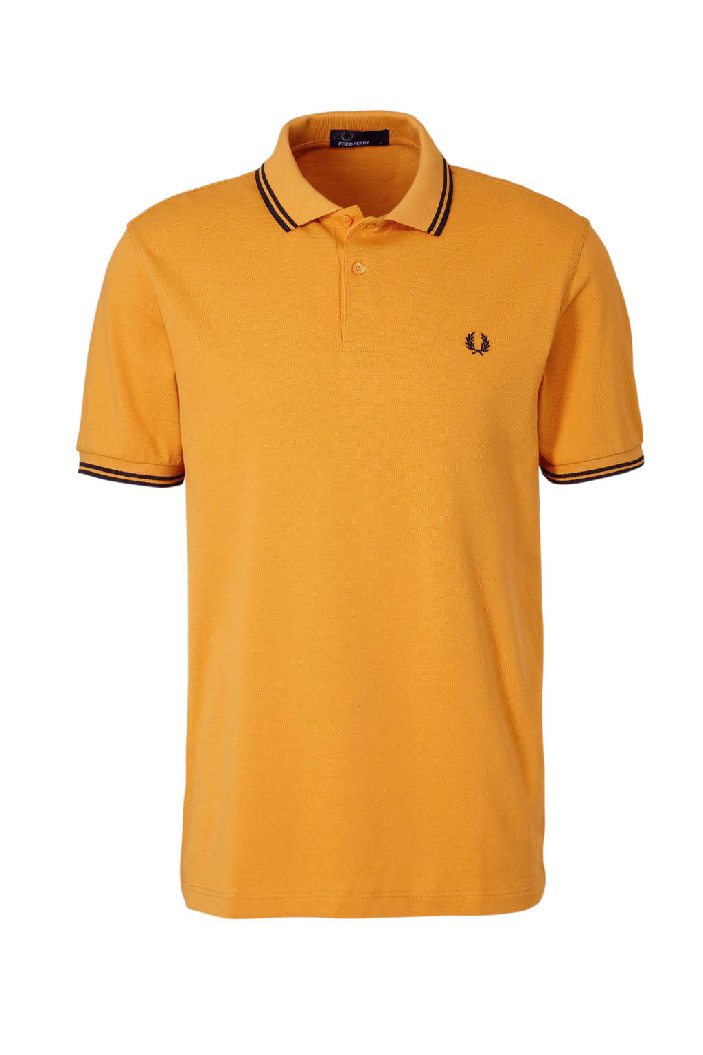 Fred Perry polo, Oker