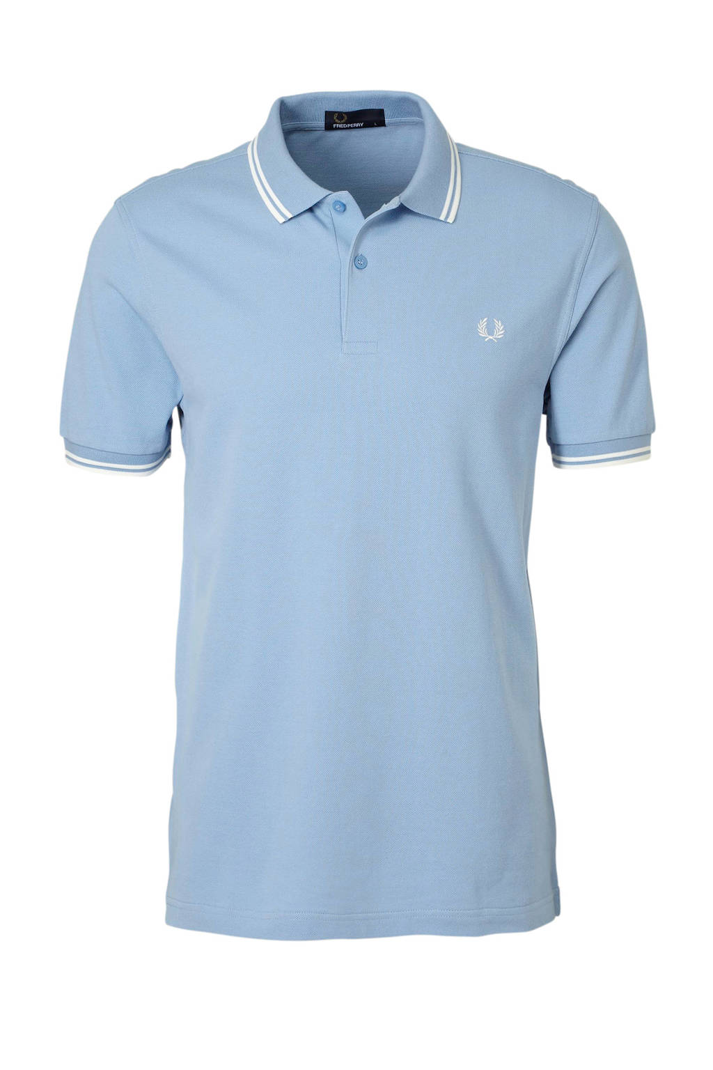 Fred Perry polo, Hemelsblauw