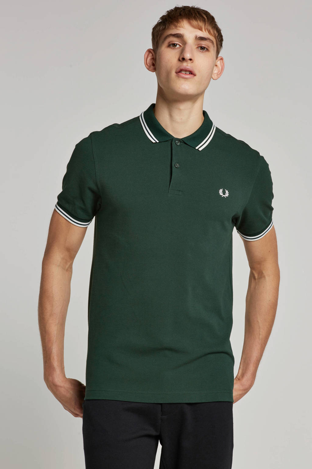 Fred Perry polo, Groen