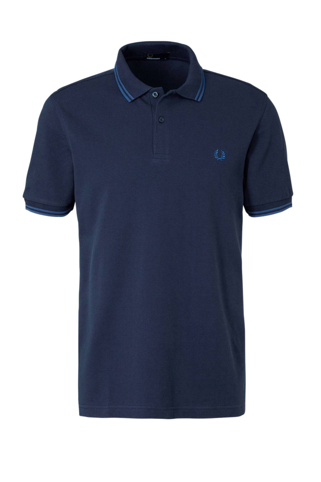 Fred Perry polo, Donkerblauw