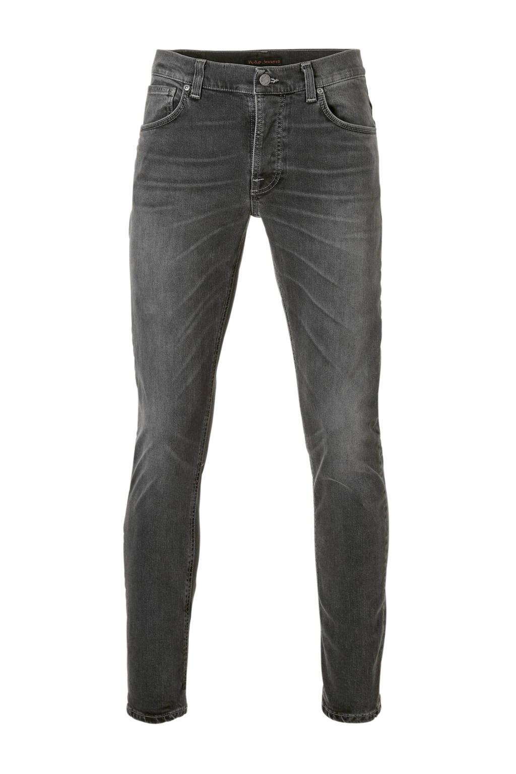 Nudie Jeans Grim Tim jeans, Grijs