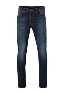 Nudie Jeans slim fit jeans Lean Dean dark deep worn, Dark deep worn