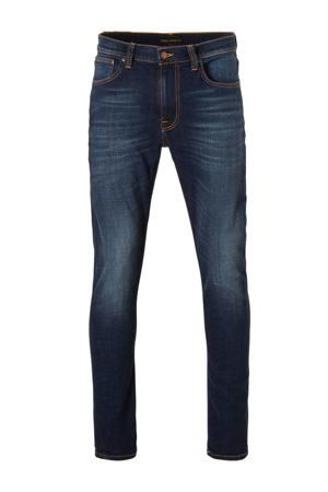 slim fit jeans Lean Dean dark deep worn