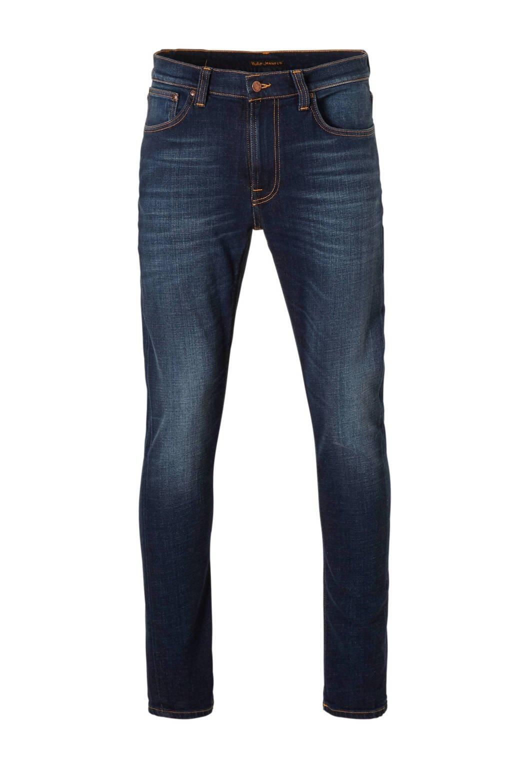 Nudie Jeans slim fit jeans Lean Dean, Dark denim