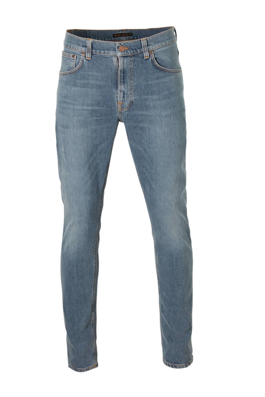 Nudie Jeans slim fit jeans Lean Dean, Light denim