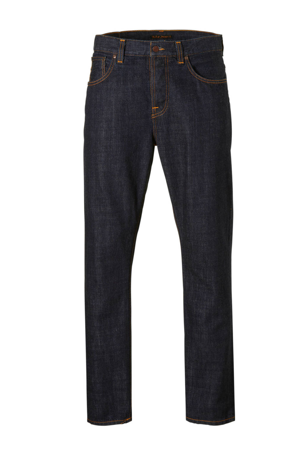 Nudie Jeans  regular Sleepy Sixten regular fit jeans, Dark denim